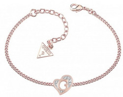 GUESS JEWELS Náramok GUESS UBB71529-S