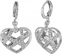 GUESS JEWELS Náušnice GUESS UBE61025