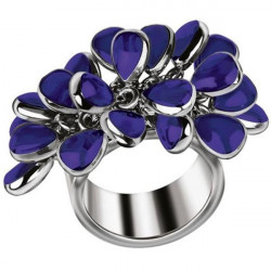 SWATCH BIJOUX Prsteň SWATCH Love Explosion purple  s fialovými slzami JRV011-7