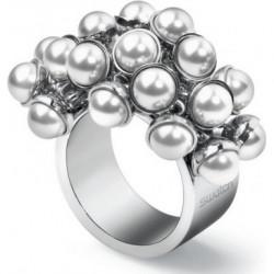 SWATCH BIJOUX Prsteň SWATCH Pearls Love Explosion JRW014-5