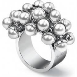 SWATCH BIJOUX Prsteň SWATCH Pearls Love Explosion JRW014-8