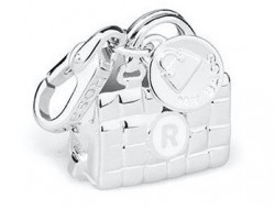 ROSATO SILVER JEWELS BAGS COLLECTION Mod. BAG  - Charms