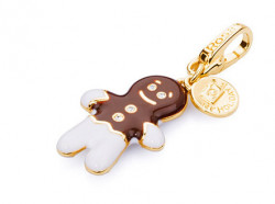 ROSATO SILVER JEWELS HOLIDAYS COLLECTION Mod. GINGERBREAD MEN  - Charms