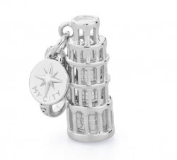 ROSATO SILVER JEWELS MY CITY COLLECTION Mod. PISA TOWER  - Charms