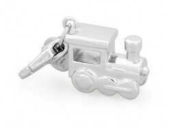 ROSATO SILVER JEWELS TOY COLLECTION Mod. TRAIN  - Charms