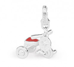 ROSATO SILVER JEWELS TOY COLLECTION Mod. TRICYCLE - Charms