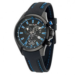 SECTOR OUTLET REL.SECTOR 180,46,CHRONO,BLK&BLUE,PU