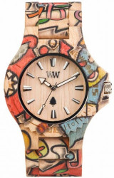 WE WOOD NEW COLLECTION WeWood Mod. Woop Love Beige