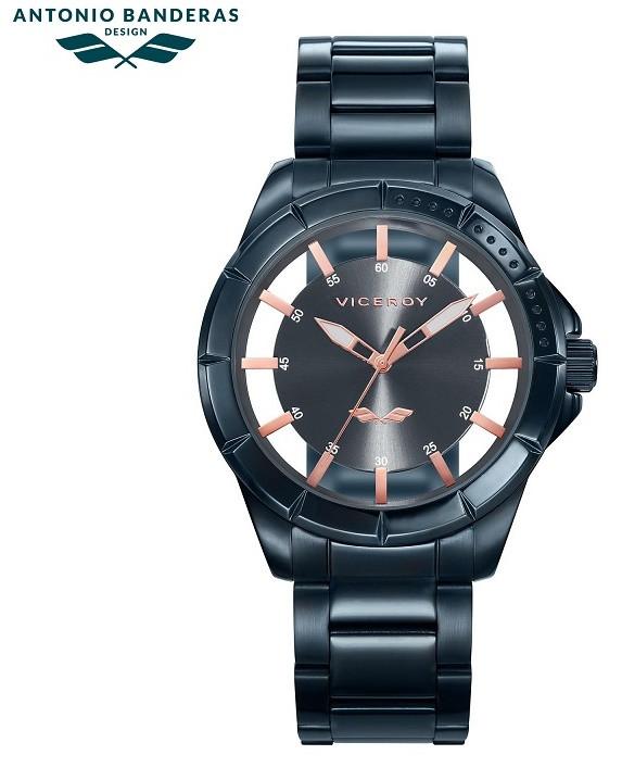 e82835fe5c VICEROY WATCHES Hodinky VICEROY model Antonio Banderas Design 401051 ...