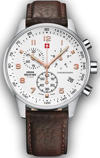 795ec7351 SWISS MILITARY By CHRONO Mod. 34012.11 - Pánske hodinky - Locca.sk