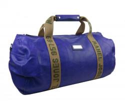 Pánska cestovná taška TESSRA modrá 4244-TS