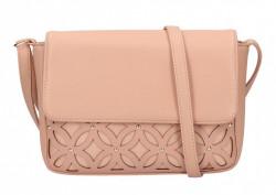 Ružová dámska crossbody kabelka AM0111