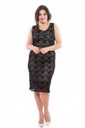 Elin  elegantné čipkované šaty