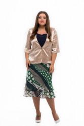 Paula bodkovaná sukňa