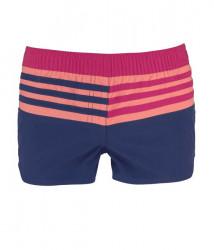 ADIDAS detské krátke nohavice, modro-ružová