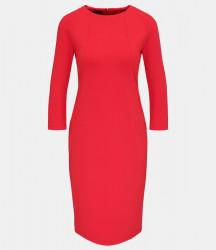 APART džersejové šaty, červená