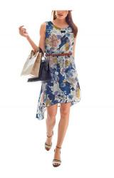 Asymetrické šaty Vivance Collection #1