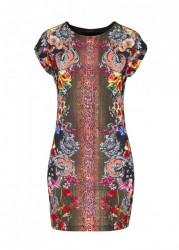 Atraktívne farebné šaty Melrose