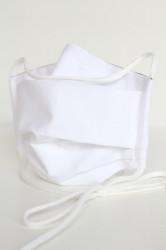 Bavlnené rúško s nano striebrom, dospelé