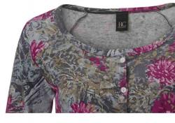 Bavlnený kvetinový sveter Heine #3