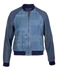 Bluzón Pepe Jeans, modrý