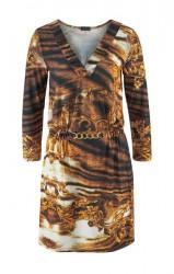 Bruno Banani šaty s retiazkou