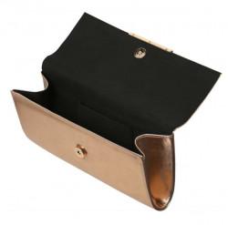 BUFFALO clutch kabelka, ružové zlato #1