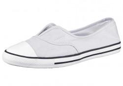 Dámske biele kožené tenisky Converse One Star New Heritage - Dámske ... d8214c6942