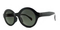 CUBA - slnečné okuliare Ruby Rocks, čierna