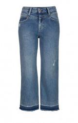 Culottes džínsy Pepe Jeans, modrá