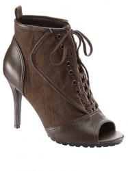 Dámske kožené topánky Modern woman