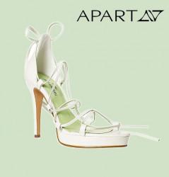 Dámske sandále so šnurovaním APART #1