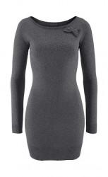 Dámske sivé šaty Melrose