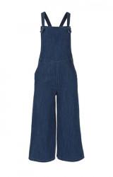 Denimové nohavice Tom Tailor, modrá