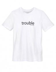 Detské tričko CALVIN KLEIN, biela