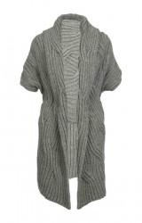 Dlhý sveter so vzorom APART
