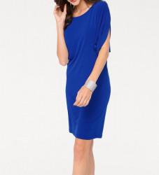 Džersejové šaty Ashley Brooke, kráľovská modrá