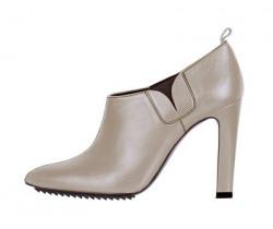 Elegantné kožené topánky Patrizia Dini #1