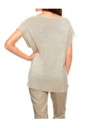 Elegantný ažúrový pulóver Ashley Brooke #2