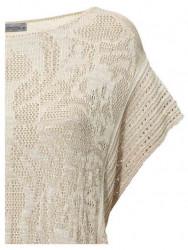 Elegantný ažúrový pulóver Ashley Brooke #3
