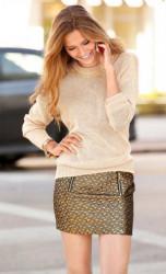 Elegantný pulóver BUFFALO