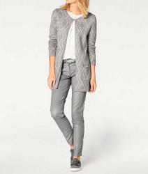 Elegantný žakárový sveter Ashley Brooke #3