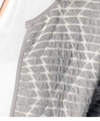 Elegantný žakárový sveter Ashley Brooke #5