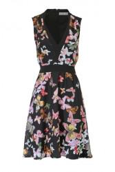 Fascinujúce šaty s motýľmi Ashley Brooke