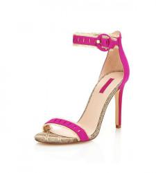 GUESS kožené sandálky