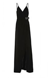 GUESS maxi šaty, čierna