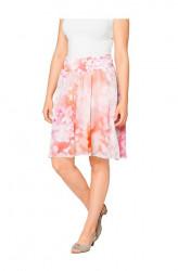 Heine šifónová sukňa kvetovaná #3