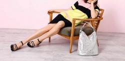 Jemné pletené šaty Rick Cardona, viacfarebná #7