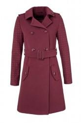 Kabát s ozdobnými nitmy, Melrose