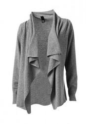 Kašmírový sveter, šedý Heine - Best Connections